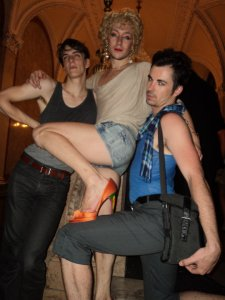danceWEB Party Voguers